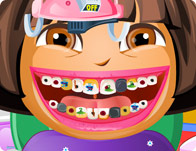 Dora at the Dentist