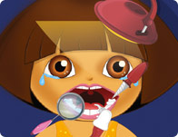 Dora First Teeth