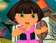Dora Night Out Dress Up