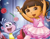 Dora Numbers Adventure