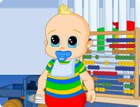 Dress A Baby