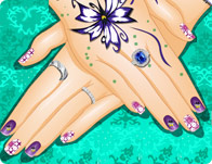Nail makeover girl games solutioingenieria Images