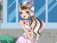 Duchess Swan Dress Up