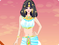 Egyptian Empress Dress Up