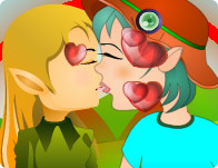 Elfs Lovely Kiss