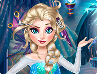 Miraculous Elsa Frozen Real Haircuts Girl Games Hairstyle Inspiration Daily Dogsangcom
