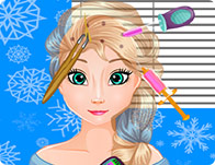 Elsa Hair Implant