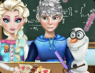 Elsa Homework Slacking