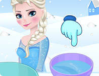 Elsa's Frozen Dessert