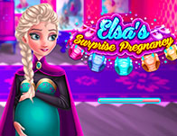 Elsa's Secret Pregnancy