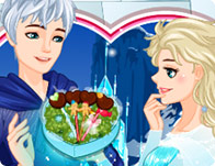 Elsa's Valentine's Day Time