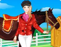Emily's Horse