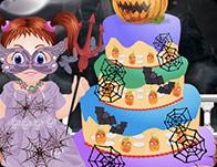 Emma Halloween Cake