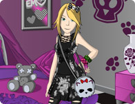 Emo Dress Up