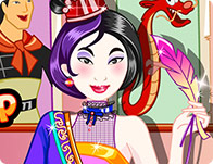 Mulan Dress Up Games Online