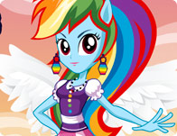 Equestria Girls - Rainbow Dash