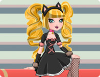 Ever After High Kitty Cheshire Dress Up