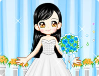 Fantasy Doll Wedding