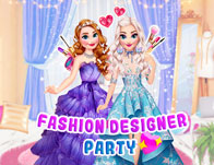 Fashion Designer Party