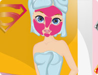 Fashion Superhero Makeover