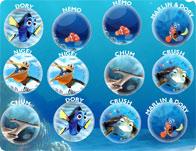 Finding Nemo Memory