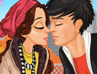 First Kiss Dressup