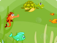Five Differences With Fish