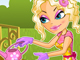 Gardening Flower Girl Game