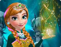 Frozen Anna Ball Prep