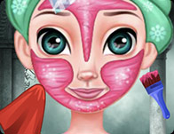 Frozen Anna Elegant Princess