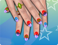 Fruit Nail Makeover