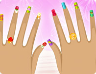 Fruitlicious Nail Art