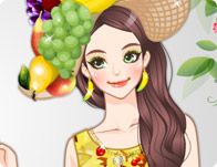 Fruity Fashion Dress Up