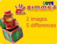 gimme5 - toys