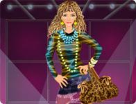 Glamorous Fashion Presentation