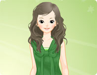 Green Life Dress Up