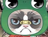 Grumpy Cat Dressup