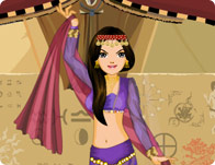 Gypsy Belly Dancer