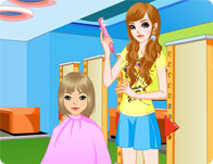 Haircut Games for Girls - Girl Games