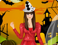 Halloween On The Runway Dress Up