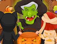 Halloween Spooky Spell