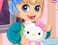 Hello Kitty Dental Crisis