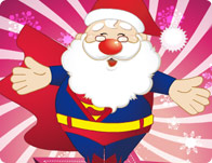 Holiday Santa Dressup