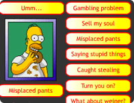 homer simpsons soundboard