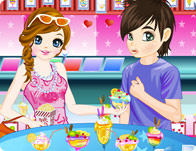 Ice Cream Store Dating