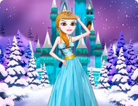 Ice Palace Princess
