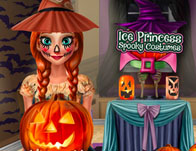 Ice Princess Halloween Costumes