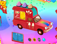 Icecream Van Maker