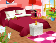 Interior Designer Romantic Bedroom
