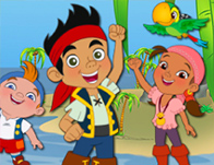 Jake the Pirate Hidden Stars